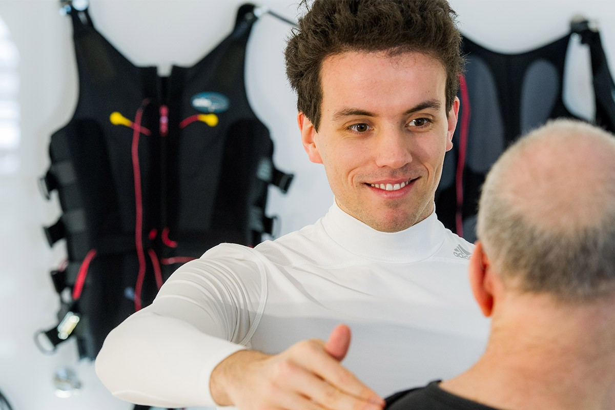 Ars Athletica - Personal EMS-Training