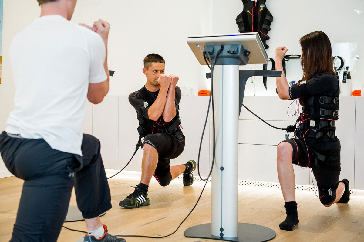 Ist EMS gesund? Und merkt dein Muskel einen Unterschied?