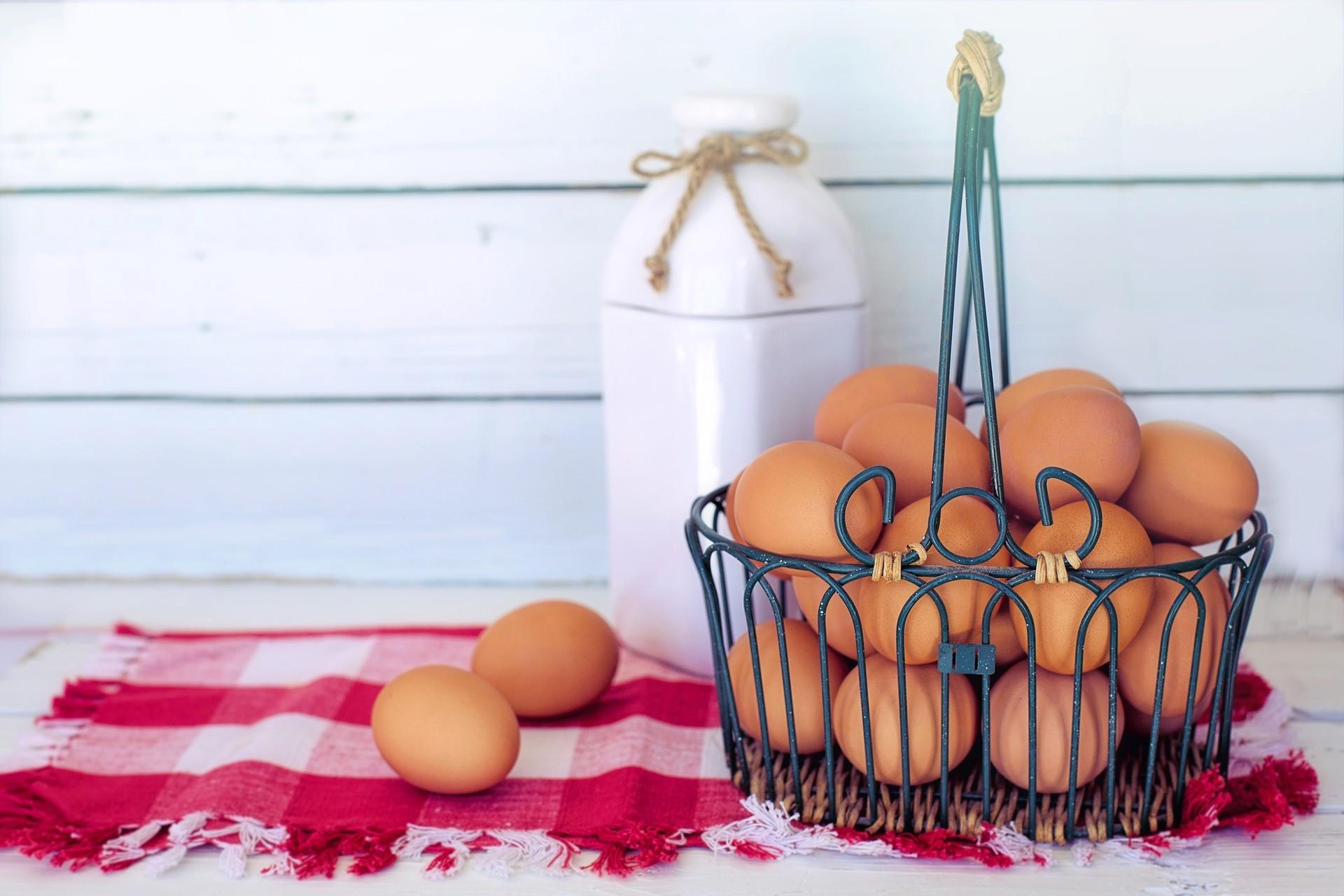 Eier haben keinen Einfluss auf den Cholesterinspiegel